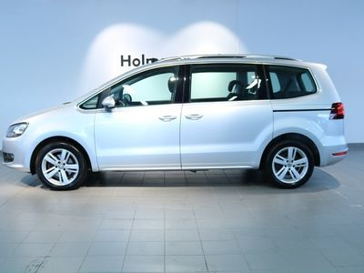 usata VW Sharan 2.0 TDI 150hk, Aut, Premium, Glastak 7-Sits