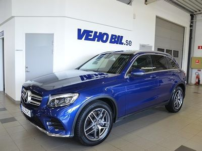 used Mercedes GLC220 d 4MATIC
