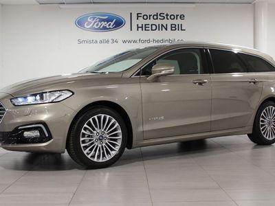 begagnad Ford Mondeo Titanium hybrid 2,0l 187 hk
