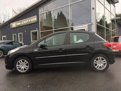 begagnad Peugeot 207 1.6 HDi FAP 92hk Låg Skatt 1Äg