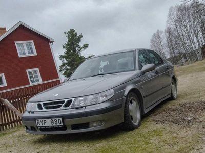 begagnad Saab 9-5 Aero SportSedan 2.3