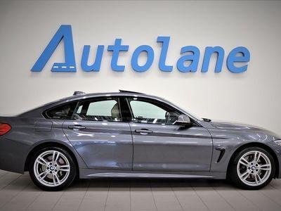 begagnad BMW 430 D Gran Coupé,M Sport,H/K,Lucka,Eu6,258hk
