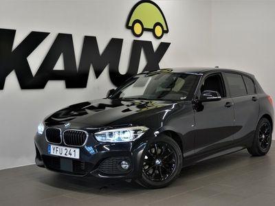 begagnad BMW 120 d 5dr M-sport S&V-Hjul (190hk)
