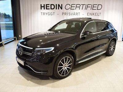 begagnad Mercedes EQC Benz 400 Amg-line Taklucka 2020, SUV 795 000 kr