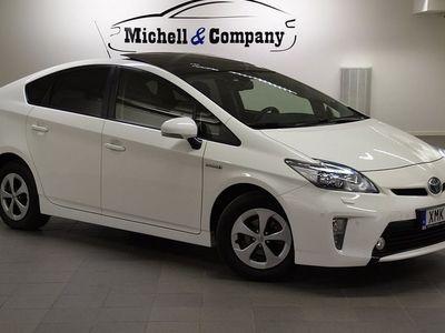 begagnad Toyota Prius 1.8 HYBRID FACELIFT FULL UTR