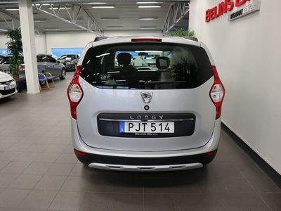 begagnad Dacia Lodgy 1.5 DCi Manuell 7-Sits