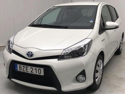 begagnad Toyota Yaris 1.5 HSD 5dr