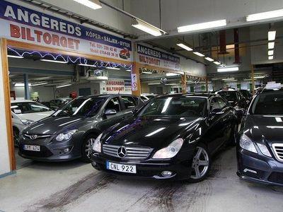 begagnad Mercedes CLS320 CDI Automat 224hk 0%Rän