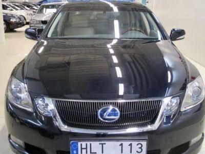 begagnad Lexus GS450H 3,5 V6 345hk -08