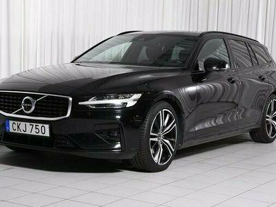 begagnad Volvo V60 T5 R-Design -Just Nu 2019, Kombi Pris 355 000 kr