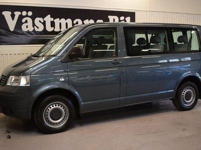 brugt VW Caravelle 2.5TDI 131hk/4Motion/12500 mil