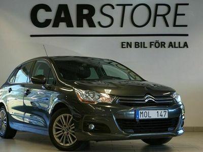 begagnad Citroën C4 1.6 HDI Aut Värmare Dragkrok Bluetooth