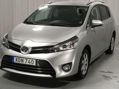 gebraucht Toyota Verso VVT-i 1.8 (147hk)