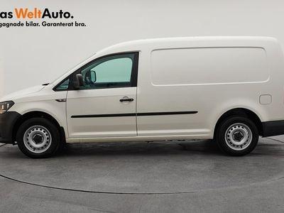 begagnad VW Caddy EU6 TDI 102HK/Komfort/P-värmare