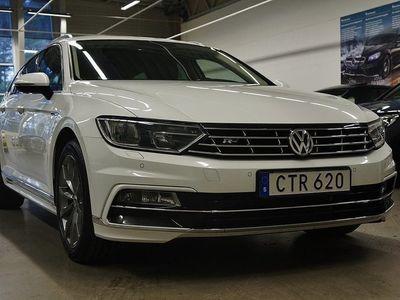 begagnad VW Passat TDI 4M,R-Line Navi D-Värmare Active Info Display190hk
