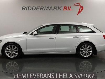 begagnad Audi A6 Avant 2.0 TDI Nyservad Drag