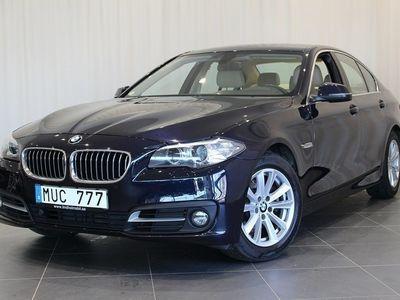 begagnad BMW 520 dA xDrive Sedan Navigation