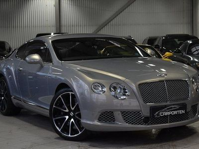 begagnad Bentley Continental GT W12 MULLINER FACELIFT