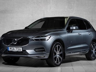 "begagnad Volvo XC60 D4 AWD Inscription IB 19"""