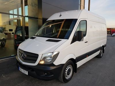 begagnad Mercedes Sprinter 316 BlueTEC Panel Van -16