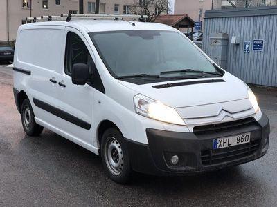 brugt Citroën Jumpy Van 2.0 HDi 128hk, Dieselvärmar -12