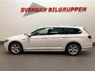 begagnad VW Passat 2.0 TDI 4M R-Line Executive Aut Värmare