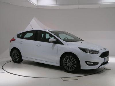 begagnad Ford Focus ST-Line 5D 1.0T EcoBoost 125hk