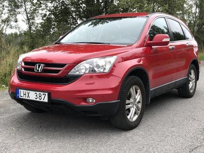 begagnad Honda CR-V 2.2 I-CTDI