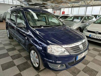 begagnad Dacia Logan MCV 1.6