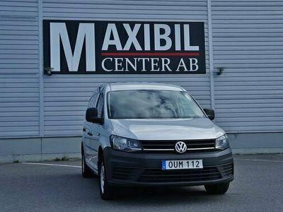 begagnad VW Caddy Maxi TDI Värmare Drag 150hk