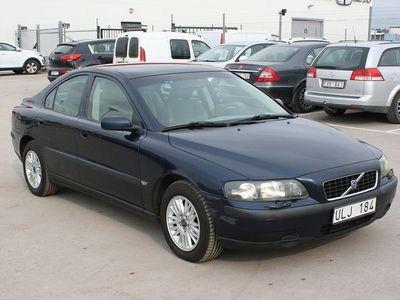 usado Volvo S60 2,4 140hk