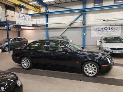 begagnad Jaguar S-Type 2.7 V6 Automat 207hk -05