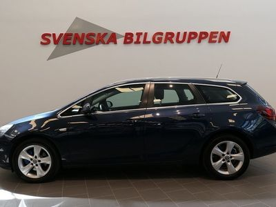 begagnad Opel Astra 1.7 CDTI Sportstourer Drag Aux Isofix