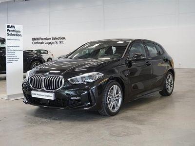 begagnad BMW 118 I M Sport Metallic