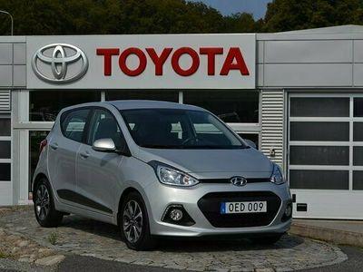 begagnad Hyundai i10 1,2 Premium 87hk