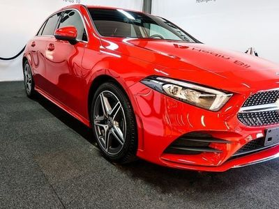 used Mercedes A180 D / AMG Line