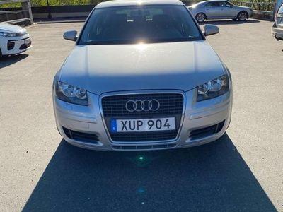 begagnad Audi A3 1.6