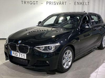 begagnad BMW 116 i 136hk M-Sport