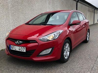 begagnad Hyundai i30 1.6 CRDi Business Drag 110hk