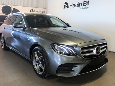 begagnad Mercedes E300 PLUG-IN HYBIRD | AMG LINE |