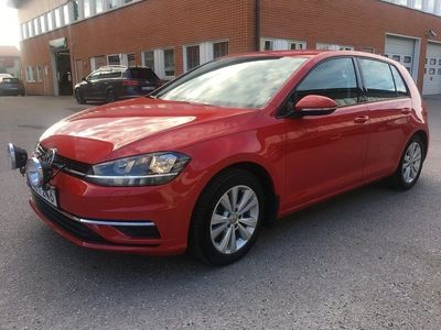 begagnad VW Golf 1.4 TSI 125hk MultiFuel EU6