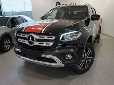 begagnad Mercedes X350 X Benz Xd 4Matic POWER Edition 2019, Transportbil 485 000 kr