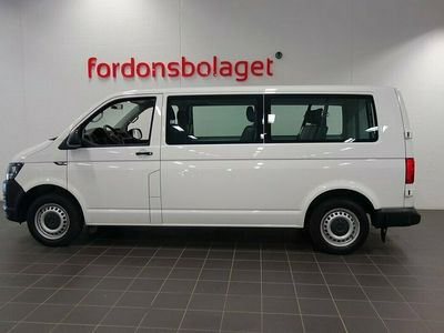 begagnad VW Transporter Kombi 2.0 TDI 102 HK 9-