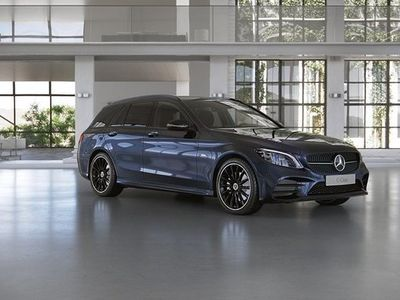 begagnad Mercedes C220 C Benzd 4MATIC AMG night 2021, Personbil Pris 469 400 kr