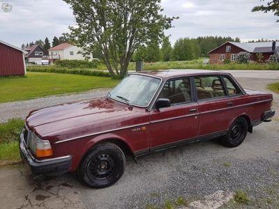 brugt Volvo 240 Gl -88