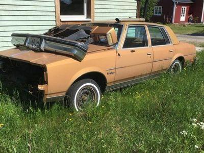 begagnad Oldsmobile Cutlass