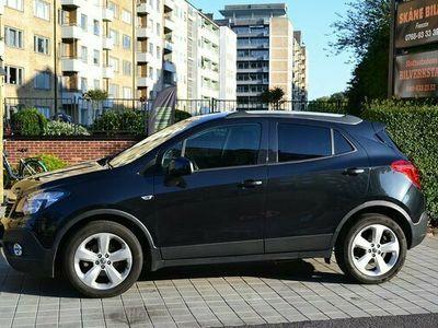 begagnad Opel Mokka 1.7 CDTI / 4WD/ 5.900 mil/ Drag/ 12 mån garanti /