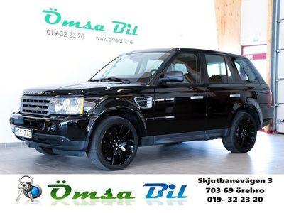 begagnad Land Rover Range Rover Sport 2.7 TD V6 4WD Automat NAV 190hk