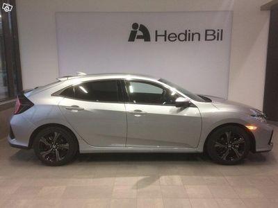 begagnad Honda Civic Elegance 129hk demobil