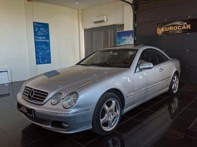 begagnad Mercedes CL500 306hk Taklucka Keyless